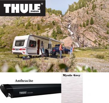 Thule Omnistor 6300 Awning Anthracite for vans, caravans and motorhomes